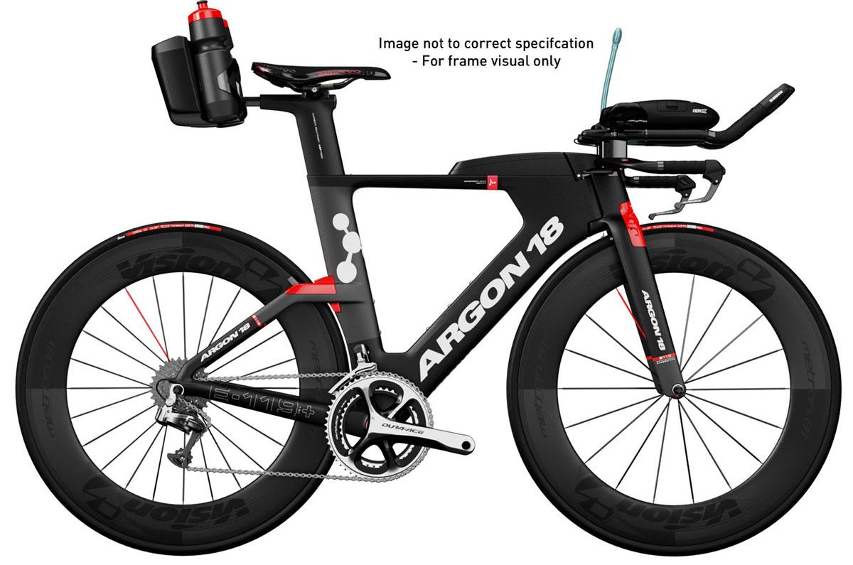 eabaa566361 Argon 18 E119 Tri PLUS – Swish Cycles