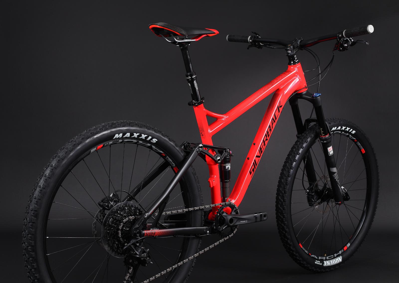 Silverback Slider Se Swish Cycles Rock Shock Sektor Rl Gold 275 Bikes